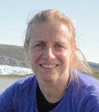 Maria Granberg, Göteborgs universitet.