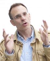 Örjan Gustafsson, professor vid Stockholms universitet.