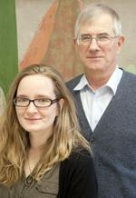 Jenny von Bahr och Lars Drake, Kemikalie- inspektionen. Foto: Per Westergård.
