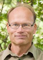 Max Troell, docent i systemekologi.