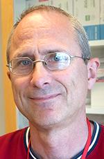 Anders Nilsson, Stockholm Universitet. Foto: Per Westergård