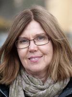 Monica Lind, docent och verksam vid Arbets- och miljömedicin på Akademiska sjukhuset. Foto: Per Westergård.