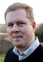Erik Kristiansson, doktor i matematik. Foto: Emma Brink