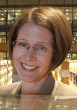 Ulrika Edlund, docent, KTH.