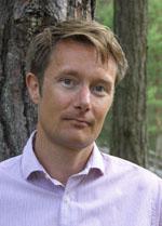 Mattias Qviström, professor i landskapsteori vid SLU i Alnarp, leder den svensk-brittiska joggnings-studien.