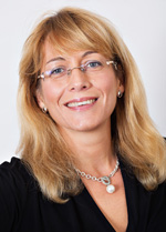 Oksana Mont, professor i hållbar konsumtion.