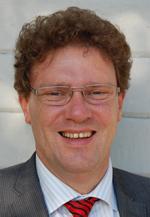 Stefan Gunnarsson, forskar om djurhälsa och djurvälfärd.