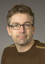 Tomas Brodin, forskare Umeå universitet. Foto: Mattias Pettersson