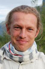Axel Mie forskare vid Karolinska Institutet. Foto: Susanne Hennig