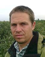Georg Carlsson, forskarassistent, SLU