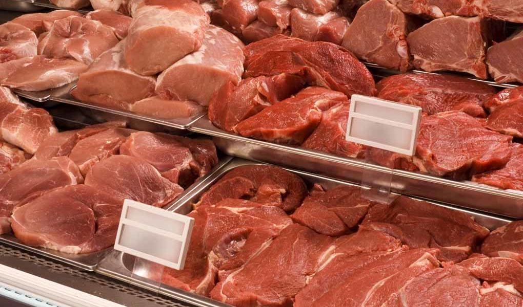 Kött ökar mängden kväve som når reningsverken