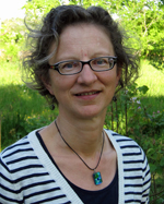 Katarina Saltzman, etnolog och landskapsforskare, Göteborgs universitet.