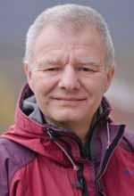 Reiner Giesler, professor i terrester ekologi.