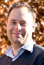Emil Sandström, forskare och lektor, SLU.