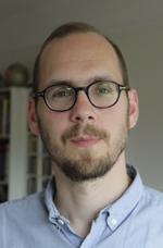 Gustav Strandberg, klimatforskare, SMHI