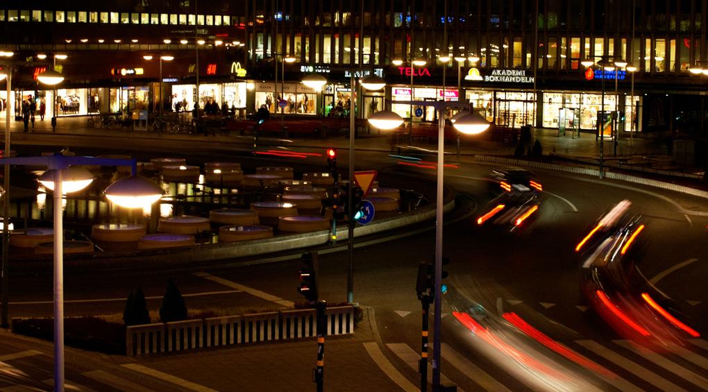 LED-lampor behöver inte bara vara miljövänliga