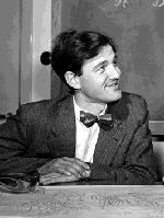 Bert Bolin, runt 1955