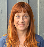 Carina Borgstrom-Hansson, WWF