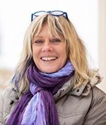 Alexandra Waluszwewski, professor vid Uppsala universitet.