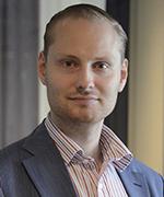Fredrik Charpentier Ljungqvist, historiker och klimatforskare. Foto: Stockholms universitet