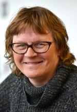 Åsa Gunnarsson, professor vid Umeå universitet. Foto: Anders Jonsson