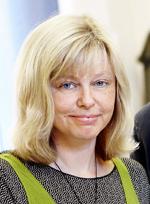 Ellen Almers, forskare vid Jönköping University.