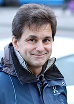 Mattias Höjer, professor i miljö- och framtidsstudier vid KTH