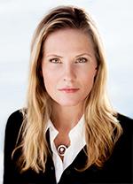 Linda Morell, pressansvarig på Skistar. Foto: Skistar
