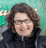 Eva Salomon, forskare, SLU. Fotograf: Staffan Claesson