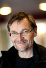 Thomas Dahlgren, docent vid GU. Foto: Johan Wingborg