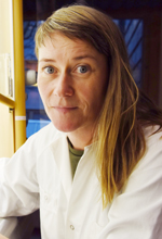 Jana Weiss, forskare. Foto: Elsa Adrielsson Helin
