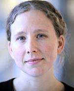 Matilda Marshall, Umeå universitet. Foto: Per Melander