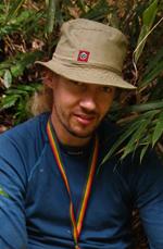 Johannes Bergsten, entomolog. Foto: Rasa Bukontaite