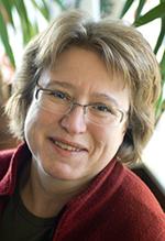 Anne-Marie Tillman, vid Mistra REES. Foto: Jan-Olof Yxell