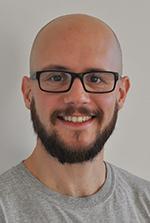 Kristoffer Mattisson, Arbets- och miljömedicin Syd, Region Skåne. Foto: Emilie Stroh