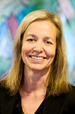 Mari Broman, styrelseordförande för IQ Samhällsbyggnad. Foto: Kari Kohvakka