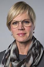 Elisabeth Backteman, Statssekreterare. Foto: Kristian Pohl/Regeringskansliet