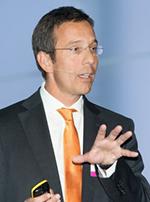 Alexander Spermann vid Zukunft der Arbeit (IZA).