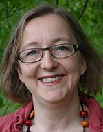 Inger Olausson, trädgårdshistoriker och forskare.