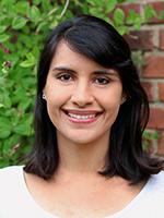 Laura Villalobos-Fiatt, forskare vid GU.