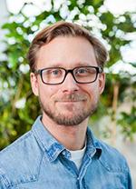Johan Eklöf, forskare vid SU. Foto: Niklas Björling