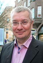 Per Ödling, professor i informatik. Foto: LUM