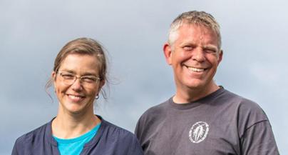 Joanna och Alf Norkko