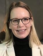 Malin Johansson, departementssekreterare på Miljödepartementet