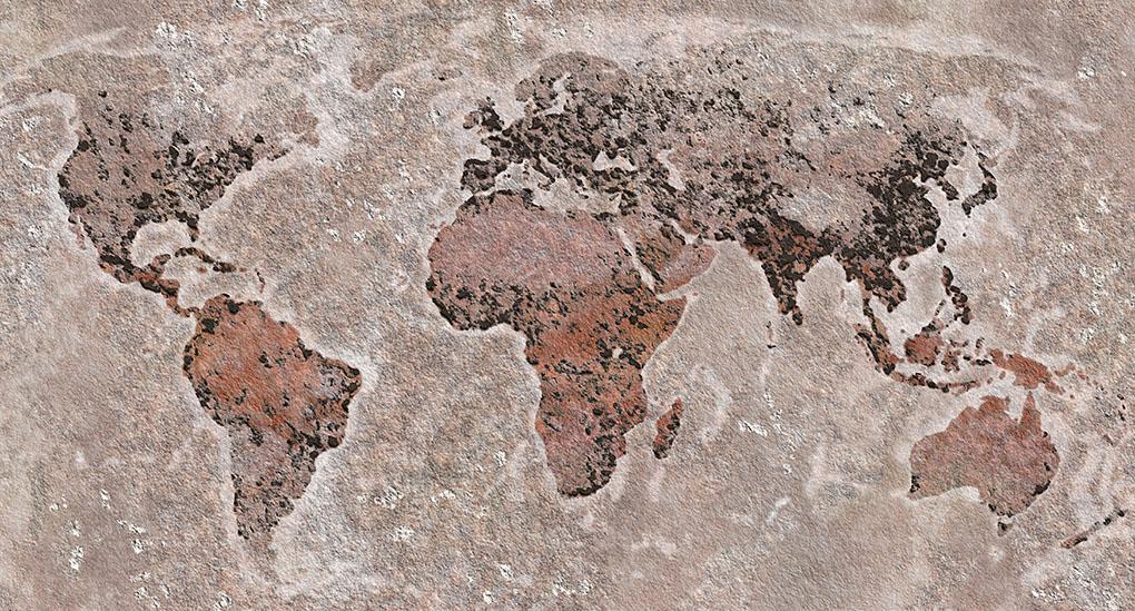 världskarta