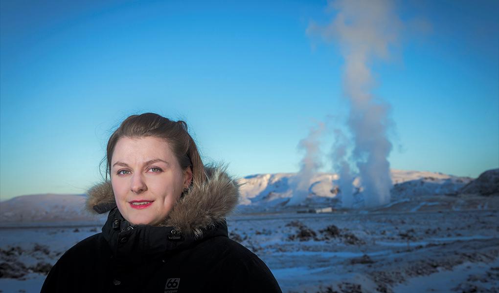 Sandra Osk Snaebjornsdottir