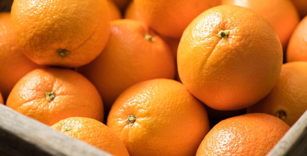 Citrusfrukt