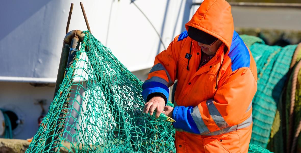 Fiskare Simrishamn