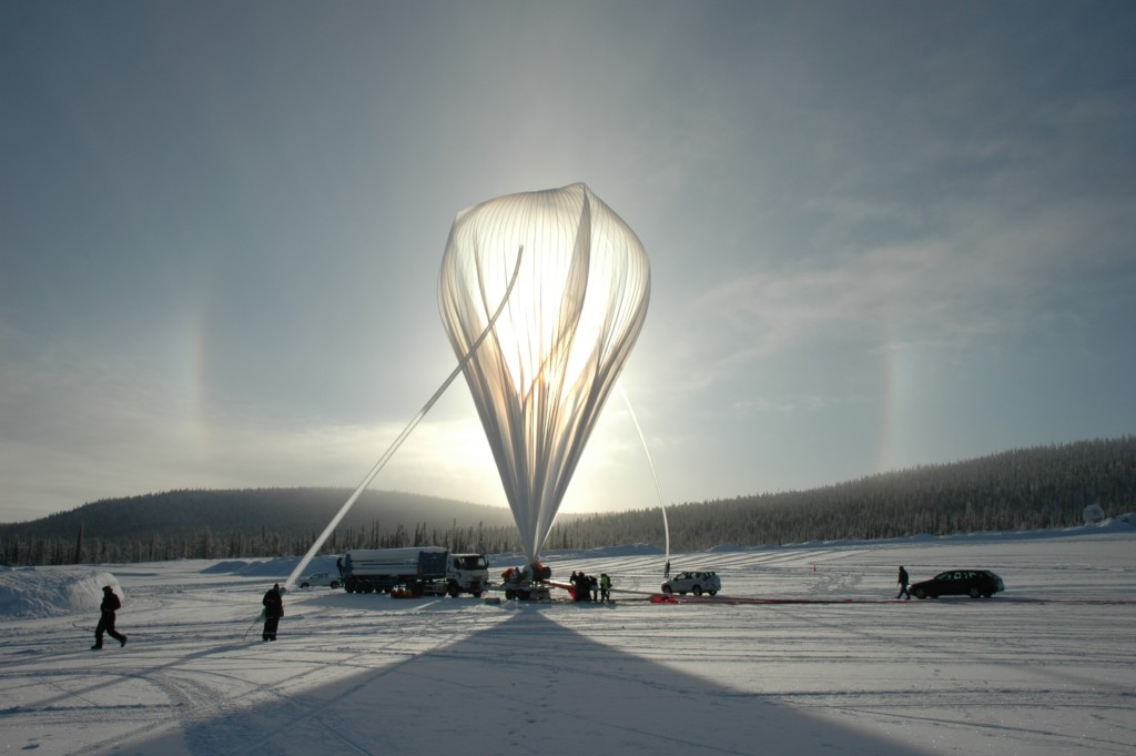 stratospheric balloon