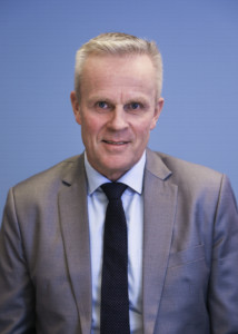 Stefan Gustafsson, Senior Vice President Strategy at Swedish Space Corporation